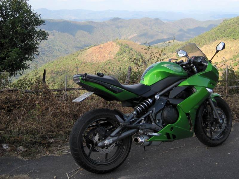 Top Speed 2009 ex650 - KawiForums - Kawasaki Motorcycle Forums