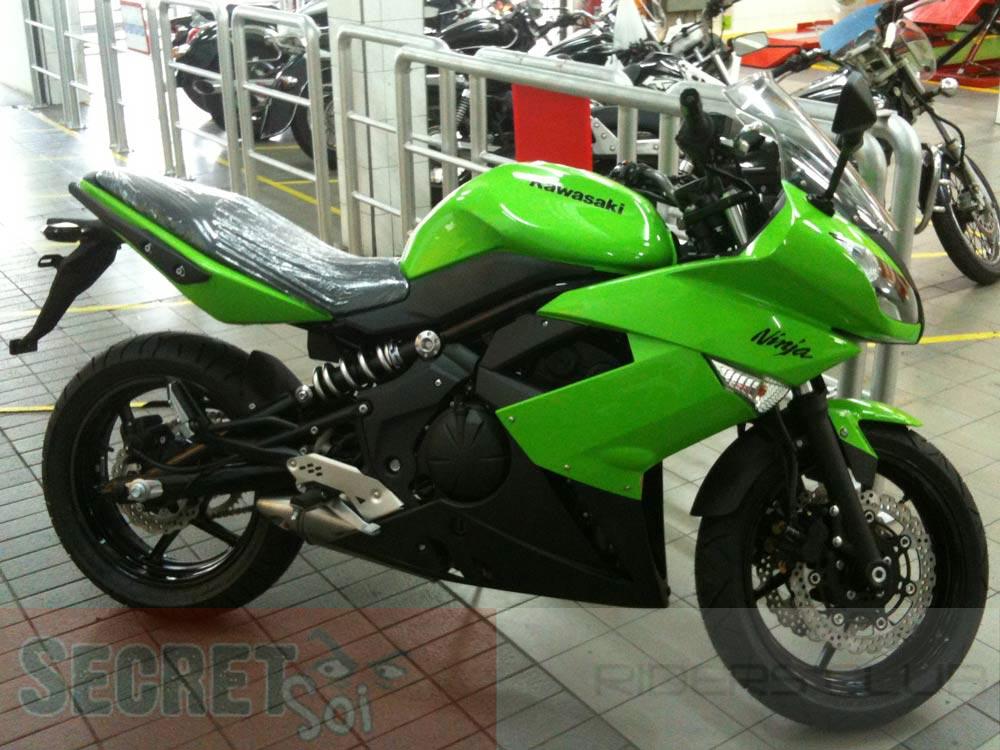 2011 Ninja 650R FIRST LOOK - KawiForums - Kawasaki Motorcycle Forums