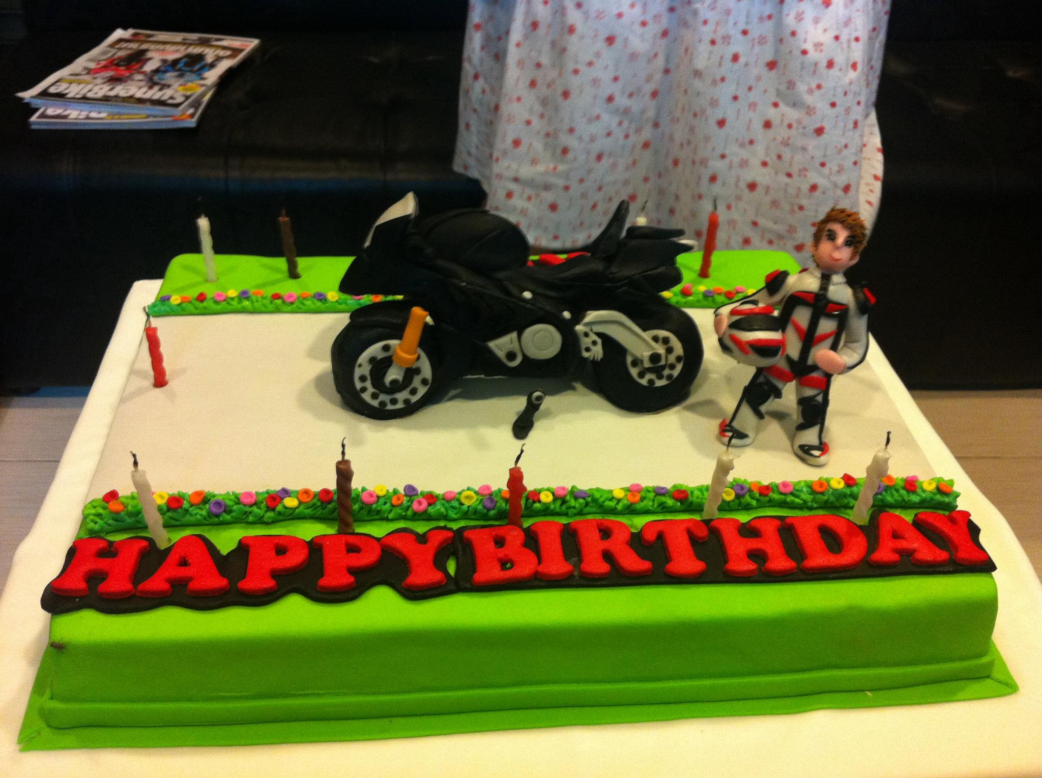 Happy Birthday ClutchRyder Redline Superbike